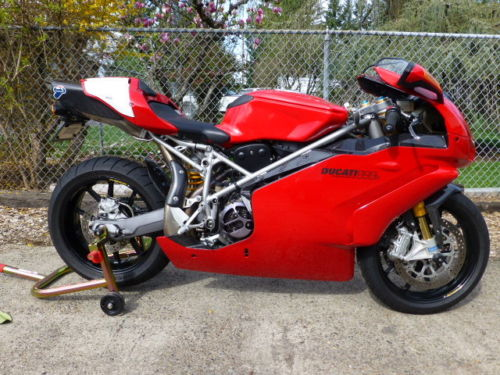 Stacked – 2003 Ducati 999R