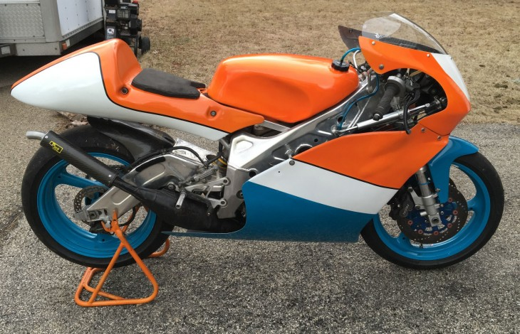 Track Rat: 1993 Yamaha TZ250 for Sale