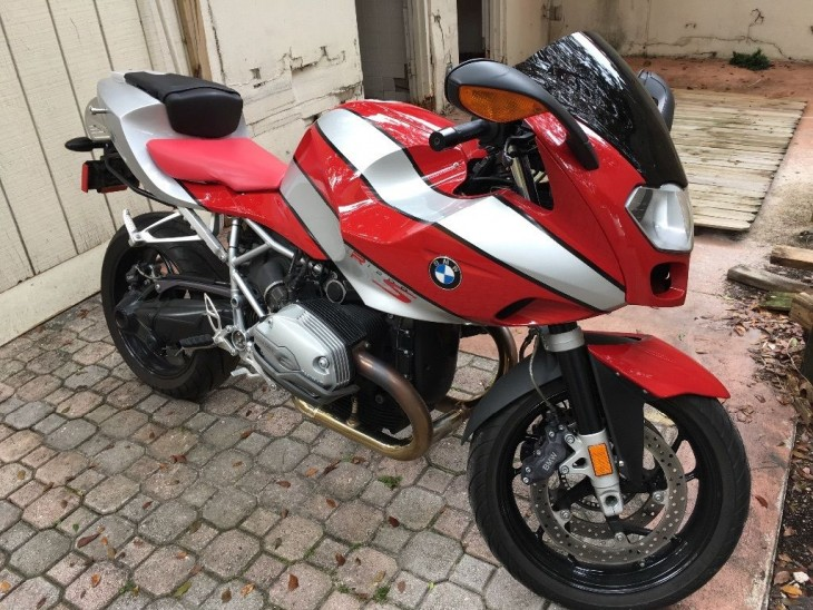 20160320 2007 bmw r1200s right front