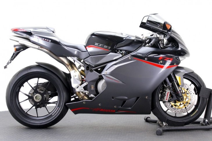 Perfectly Collectible: 2009 MV Agusta F4 RR312 1078