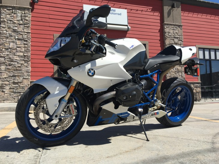 Featured Listing – 2010 BMW HP2 Sport