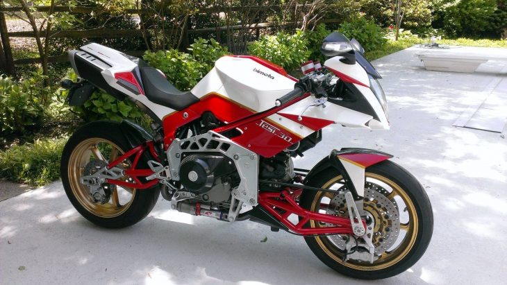 Coming or Going – 2008 Bimota Tesi 3/D #023