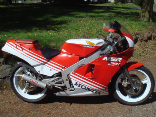 1987 Honda NSR250R in Seattle, Washington