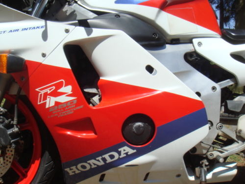 1989 Honda CBR250RR L Side Fairing
