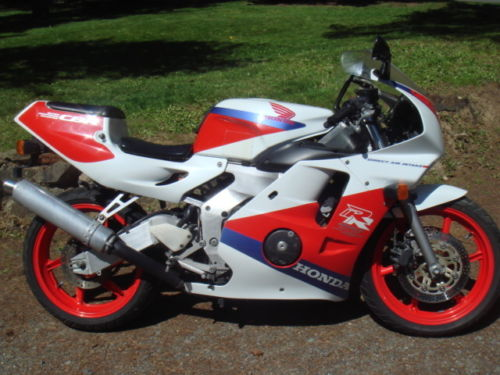 Tiny Screamer: 1989 Honda CBR250RR for Sale