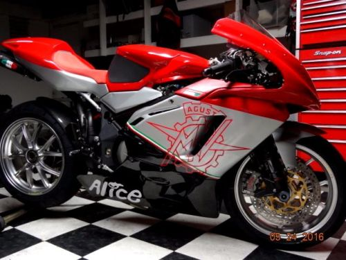 Track Day Exotic: 2005 MV Agusta F41000 for Sale