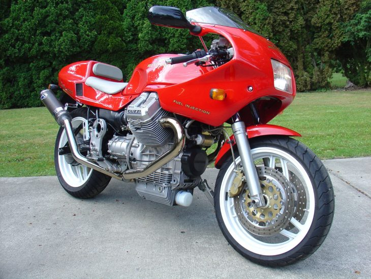 Big Twin: 1993 Moto Guzzi Daytona for Sale