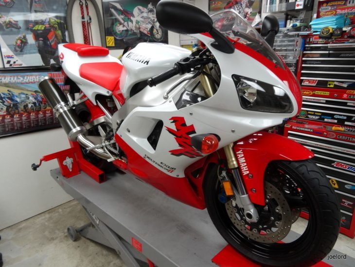 Low-Mileage Future Classic: 1998 Yamaha YZF-R1 for Sale