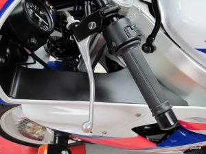 20160619 1993 honda cbr900rr left grip