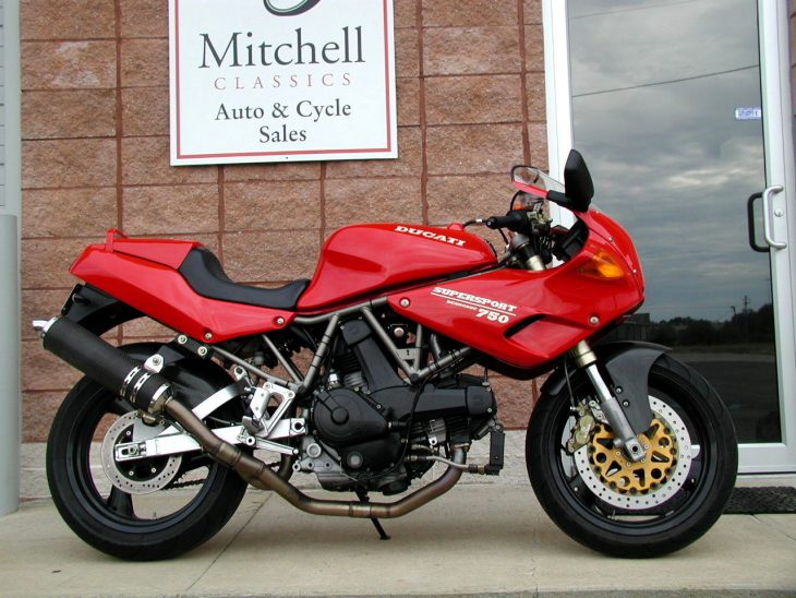 20160622 1993 ducati 750ss right