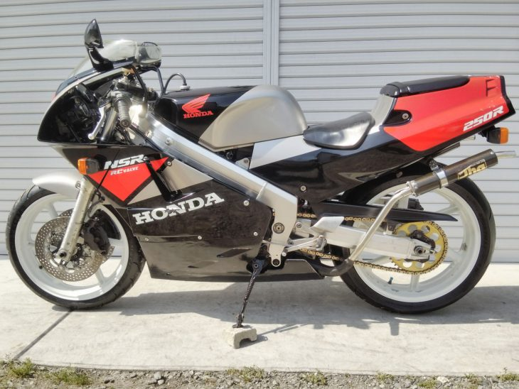 1989 Honda NSR250R MC18 L Side