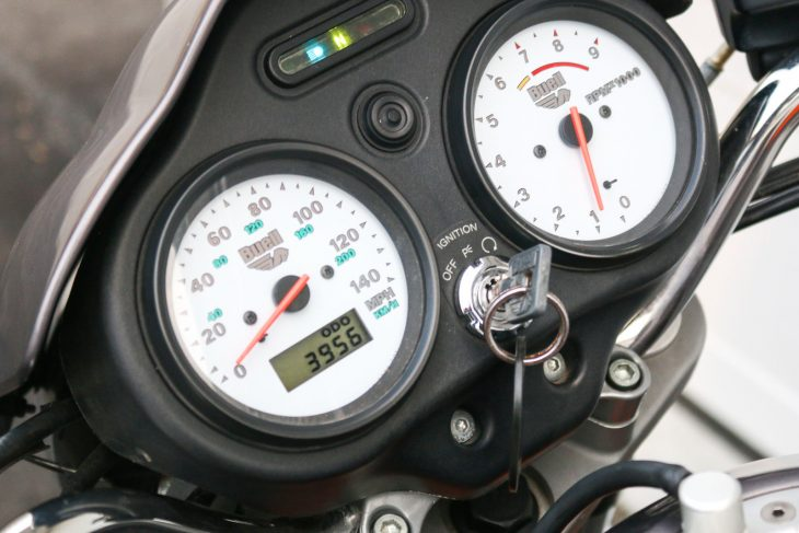 2002 Buell Cyclone Clocks