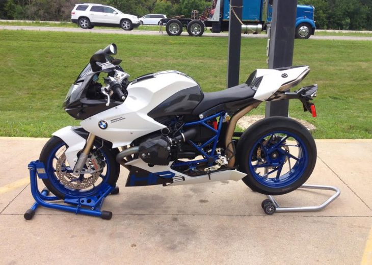 Featured Listing – 2008 BMW HP2 Sport