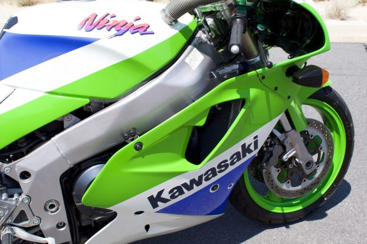 1992 Kawasaki ZX7 R Side Fairing