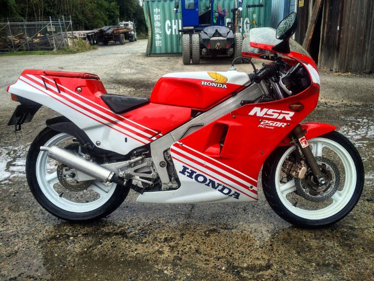 In the Beginning: 1987 Honda NSR250R MC16 for Sale