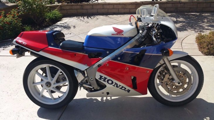 1990 Honda RC30 For Sale in California