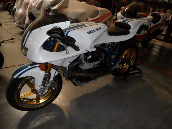 Unicorn Sighting: 2001 Ghezzi-Brian Supertwin for Sale