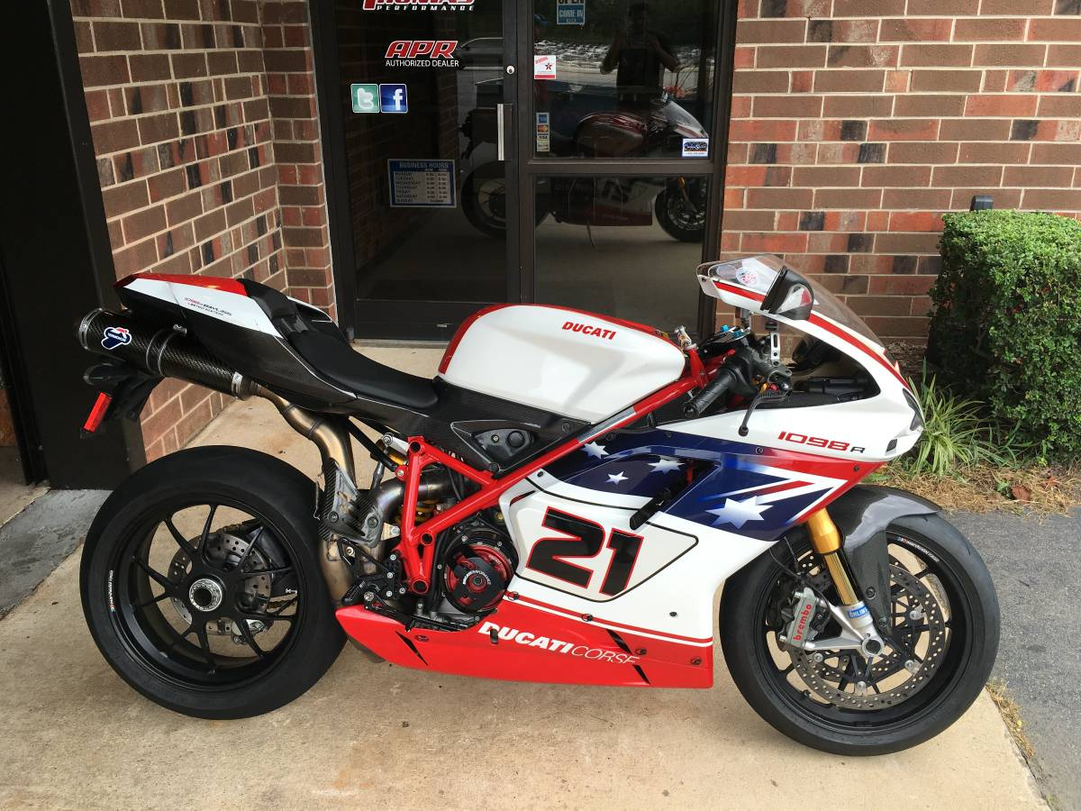 Ducati S Bayliss For Sale