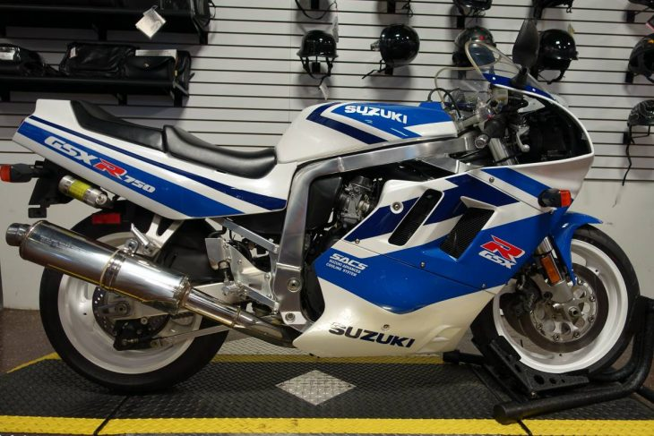 Featured Listing – 1992 Suzuki GSX-R750