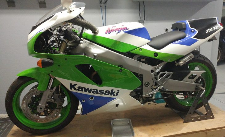 Featured Listing – 1992 Kawasaki ZX-7R-K
