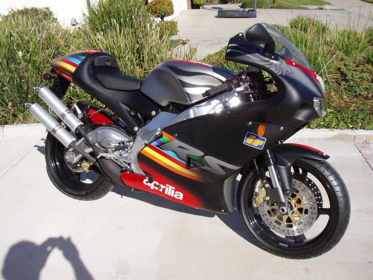 Museum Piece: 2004 Aprilia RS250 w/ ZERO Miles for Sale