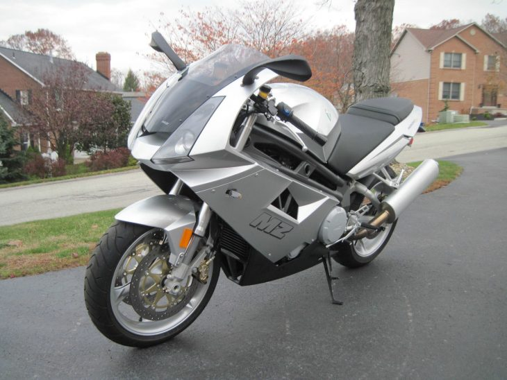 Iron Curtain: 2005 MZ 1000S for Sale