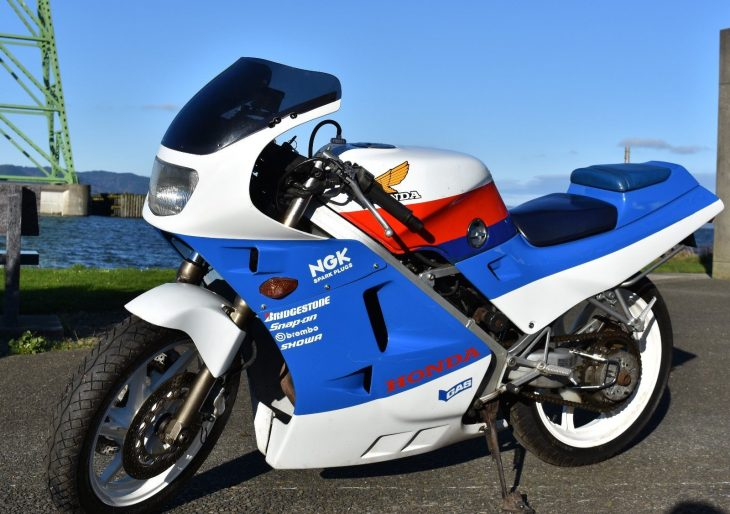 Nc24 archives rare sportbikes for sale the vfr400 was originally intended for the japanese market although the later nc30 was officially imported to the uk and others found their way abroad cheapraybanclubmaster Image collections