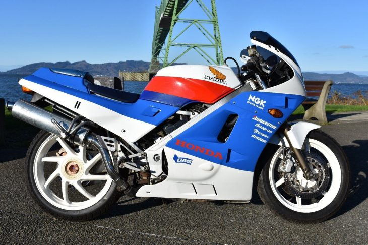 Nc24 archives rare sportbikes for sale grey market rarity 1988 honda vfr400 nc24 for sale cheapraybanclubmaster Choice Image