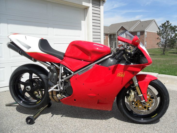 Beginning of the End – 2002 Ducati 998