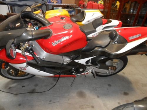 New Hope – 2000 Bimota SB8R