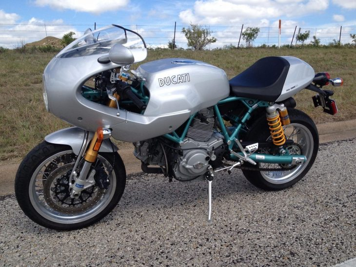 Featured Listing: 2006 Ducati Paul Smart