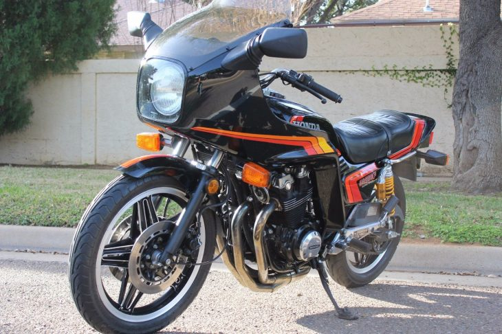 The Next Big Thing? 1982 Honda CB900F Super Sport for Sale