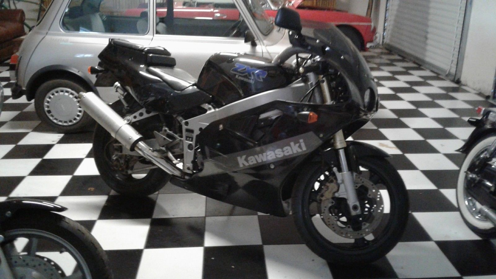 Bantamweight Sportbike 1990 Kawasaki ZXR400 For Sale