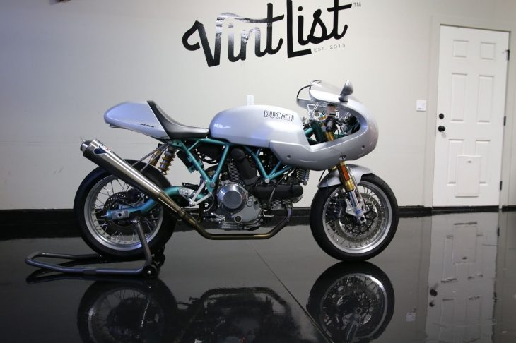 On the Dotted Line – 2007 Ducati PS1000LE Paul Smart
