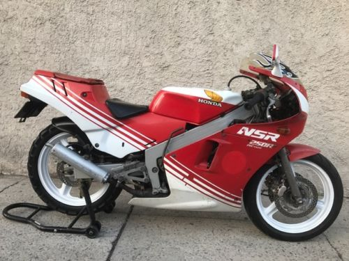 Frosh – 1987 Honda NSR-250R MC16