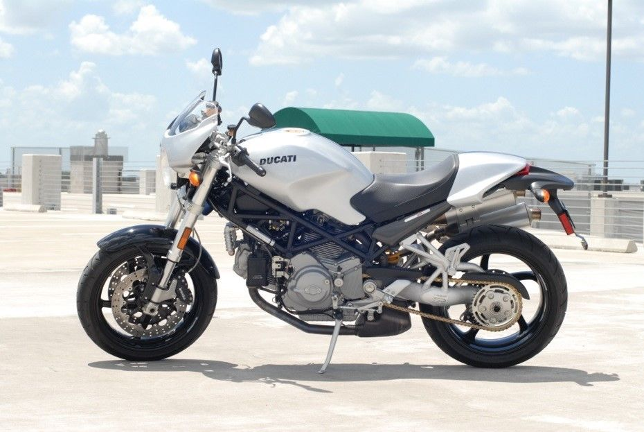 Your Tax Dollars at Work ? - 2007 Ducati Monster S2R 1000 with 31 ...