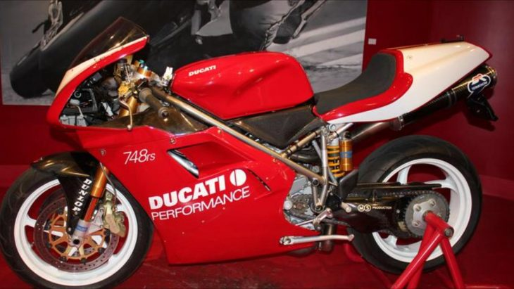 Featured Listing: 2001 Ducati 748RS