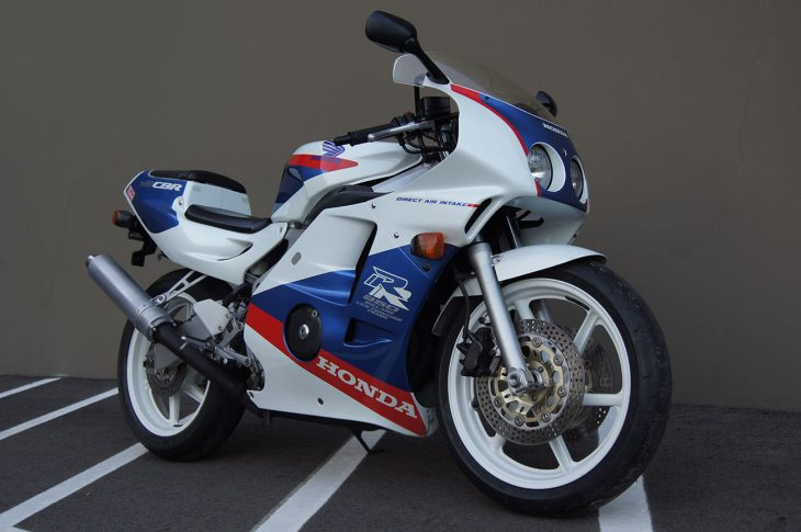 Carts and Horses – 1990 Honda CBR250RR MC22