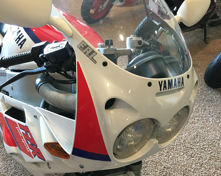 Yamaha archives page 3 of 115 rare sportbikes for sale for Yamaha fzr fairings