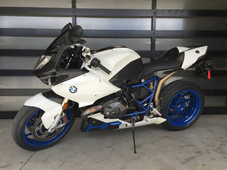 The Ultimate Boxer: 2009 BMW HP2 Sport ABS for Sale