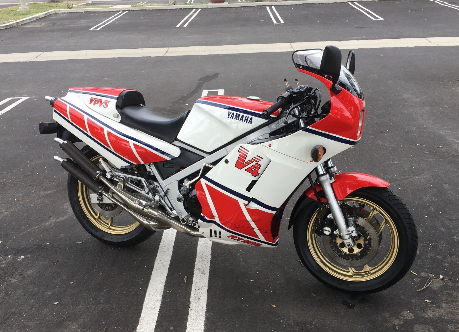 Race developed 1985 yamaha rz500 rare sportbikes for sale for Yamaha rz for sale