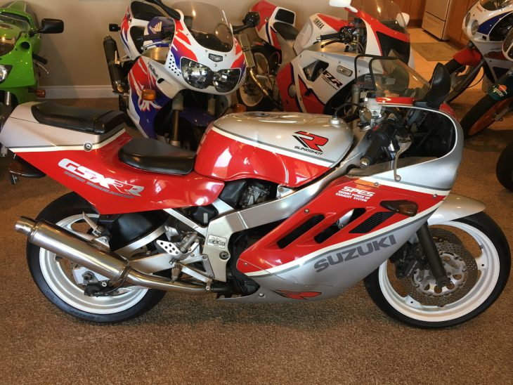 Featured Listing – 1990 Suzuki GSX-R400