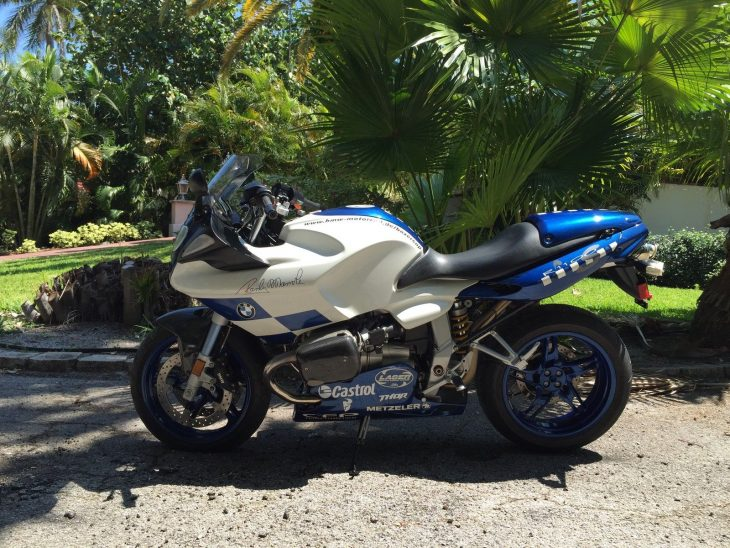 Plenty – 2003 BMW R1100S Boxer Cup Replika