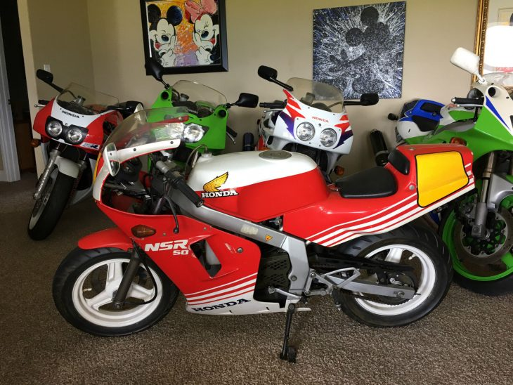 Featured Listing – BOGO 1987 Honda NSR50's