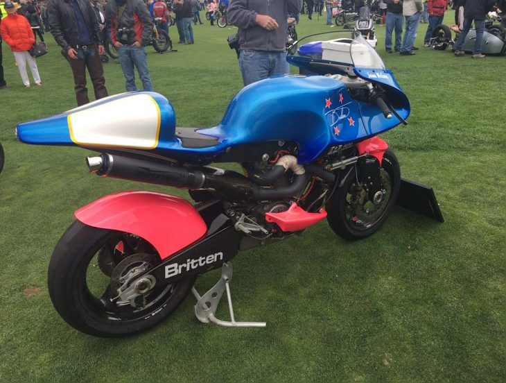 Brrrrr…Britten! Quail Motorcycle gathering 2017 (UPDATED)