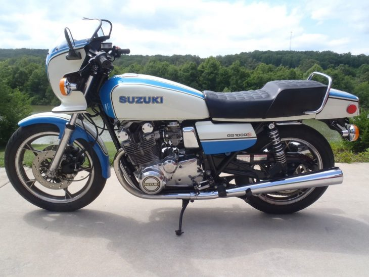 Very Cooley: 1980 Suzuki GS1000S