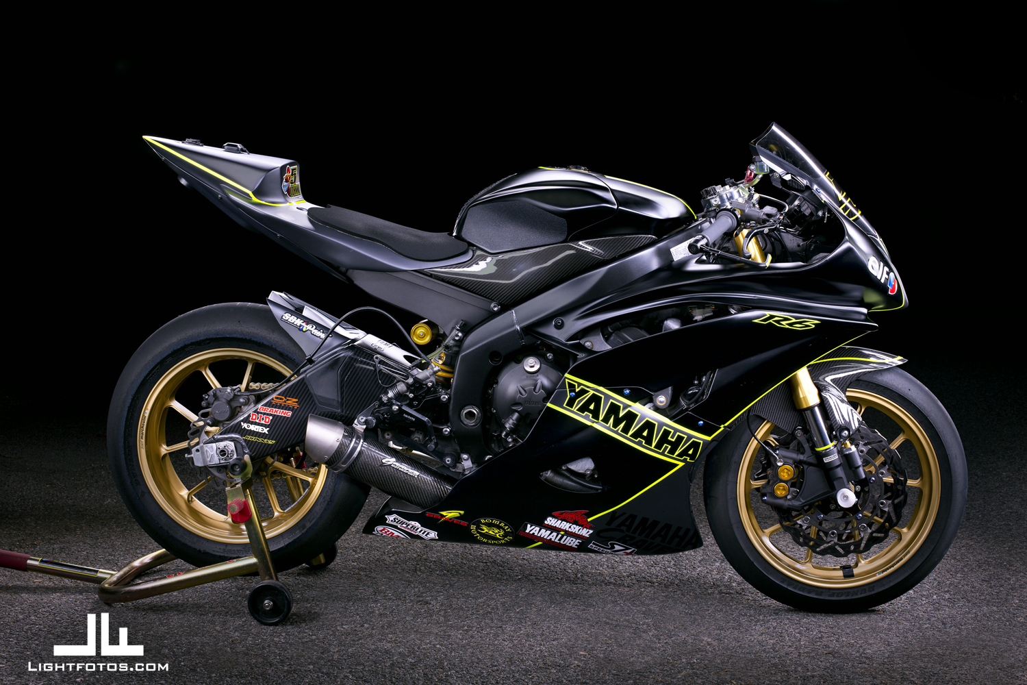 Ripper: 2008 Yamaha R6 Graves Spec Racebike - Rare SportBikes For Sale