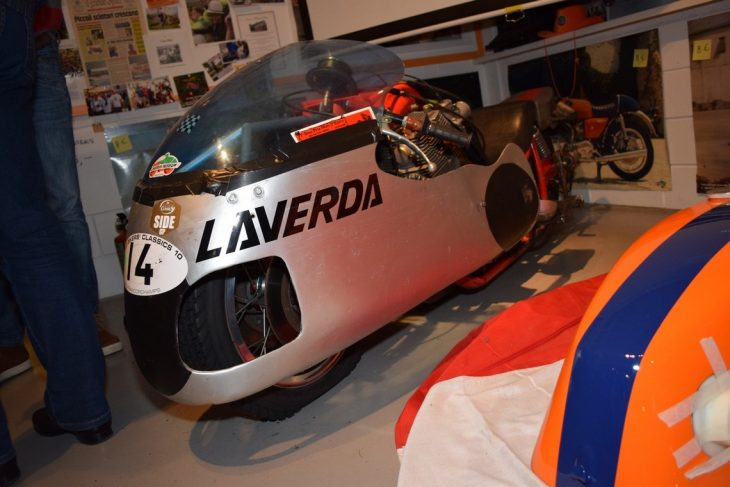 WAUW:  Cor Dees Laverda collection for sale (Netherlands)