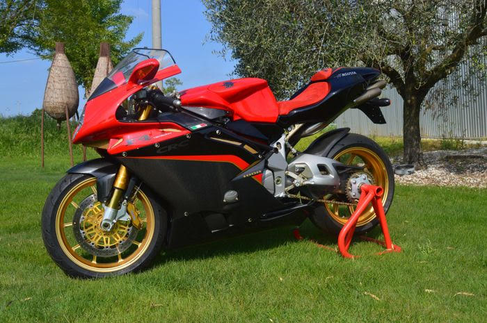 Featured Listing – 2005 MV Agusta F4 1000 Tamburini #192