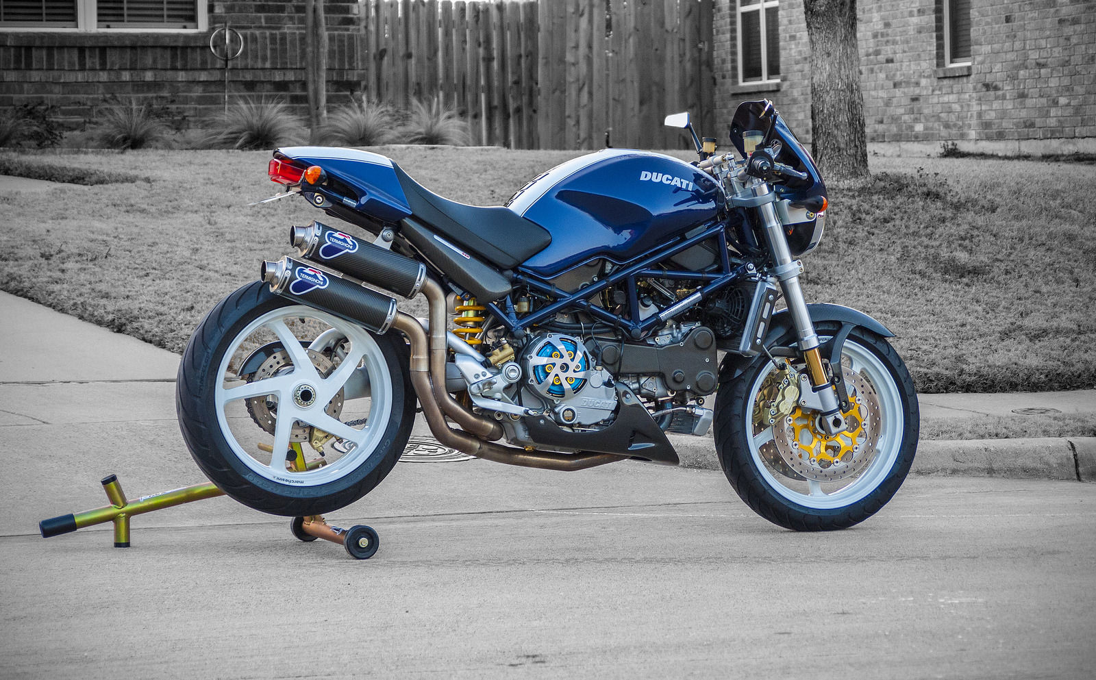 featured listing 2004 ducati monster s4r rare. Black Bedroom Furniture Sets. Home Design Ideas
